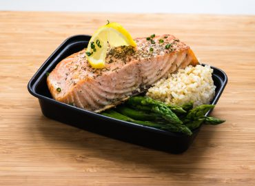 Roasted Salmon **Premium Meal Item**