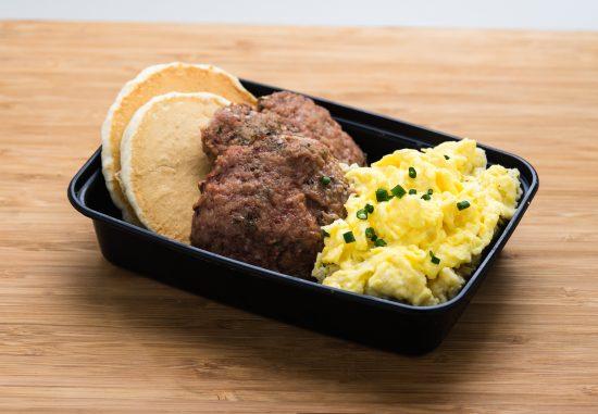 Power Breakfast Platter