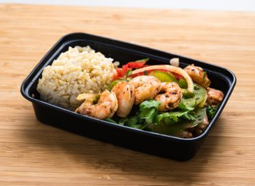 Shrimp Fajitas **Premium Meal Item**
