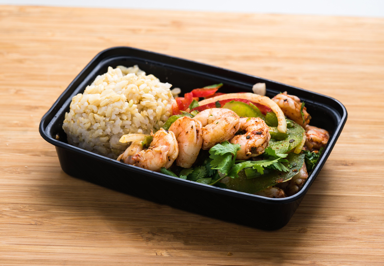 Shrimp Fajitas **Premium Meal Item**