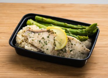Herb Marinated Tilapia